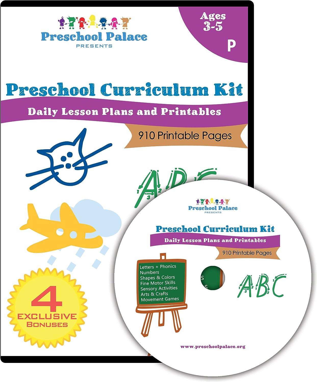 Buy The Ultimate Preschool Curriculum Kit on CD   Printable ...